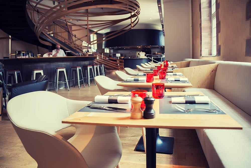 muebles restaurantes