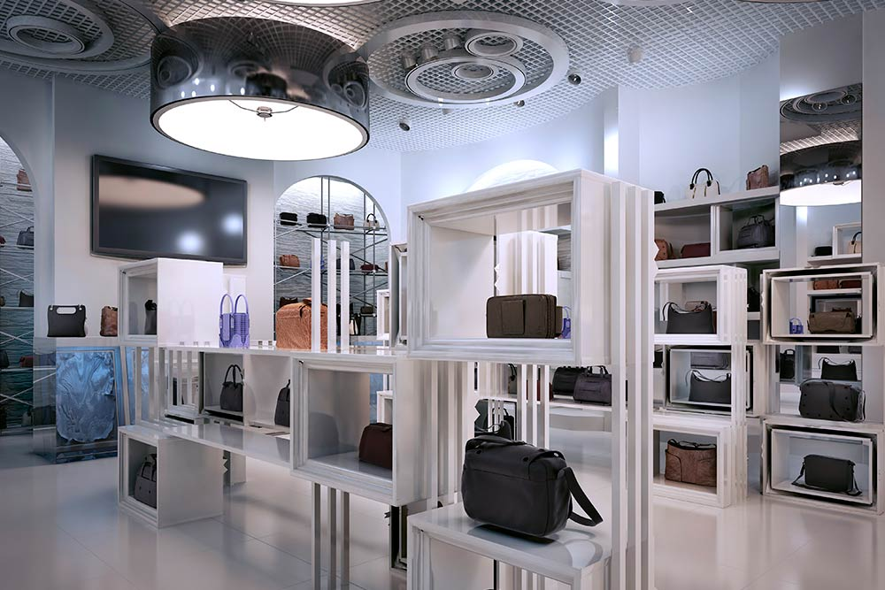 muebles retail